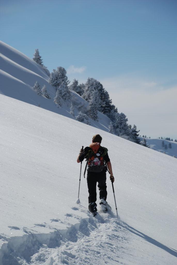 Lust auf Schneeschuhwandern? Dann lies hier weiter