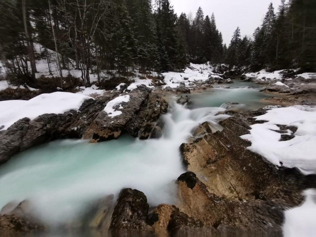 Naturerlebnis Winter beim Schneeschuhwandern