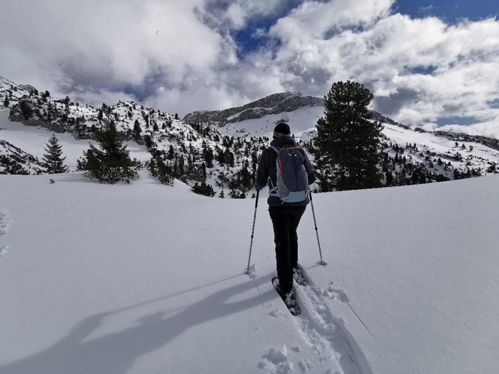 Schneeschuhwanderung Rofan - traumhaft schön und schneesicher!